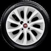 Calota Aro 15 Fiat Idea Punto 2014 2015 2016 G225