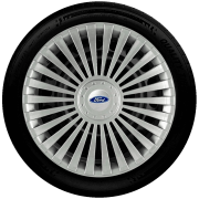 Calota Aro 15 Ford Ecosport Focus New Fiesta Rocam G171