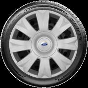 Calota Aro 15 Ford Fiesta Ka Focus Ecosport G169