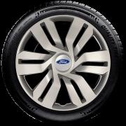 Calota Aro 15 Ford New Fiesta Focus Ka Ecosport G120