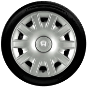 Calota Aro 15 Honda Civic New Fit City G063