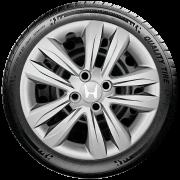 Calota Aro 15 Honda New Fit Civic G192