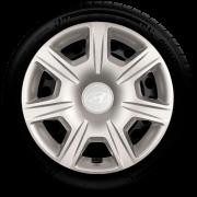 Calota Aro 15 Hyundai Novo Hb20 Hb20S 2020 G876