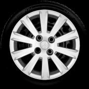 Calota Mod. Original Aro 15 Peugeot 206 207 208 307 Santo Andre - Abc - Sp G018