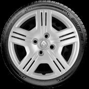 Calota Mod. Original Aro 15 Renault Clio Sandero Logan Santo Andre - Abc - Sp G089