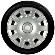 Calota Aro 15 Toyota Etios Corolla G063