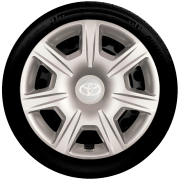 Calota Aro 15 Toyota Etios Corolla G876