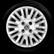 Calota Aro 15 Volkswagen Gol Parati Saveiro G127