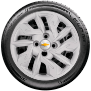 Calota Aro 14 Chevrolet Gm Novo Prisma Onix G292