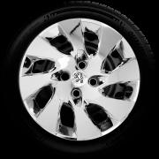 Calota Cromada Aro 14 Peugeot 206 207 208 307 G133Chr