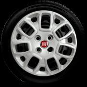 Calota Aro 14 Fiat Palio Fire Punto Siena Doblo Uno G157