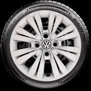 Calota Mod. Original Aro 13 Volkswagen Gol Voyage Parati G244