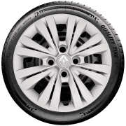 Calota Aro 14 Renault Logan Sandero G245