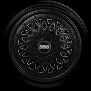 Calota Réplica De Roda Bbs Universal Aro 14 G601Pob