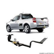Engate Reboque Chevrolet Montana 2011 a 2017 Santo Andre - ABC - SP