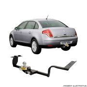 Engate Reboque Citroen C4 Pallas 2007 a 2013 Santo Andre - ABC - SP