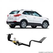 Engate Reboque Hyundai Creta 2017 Santo Andre - ABC - SP