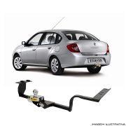 Engate Reboque Renault Symbol 2009 a 2013 Santo Andre - ABC - SP