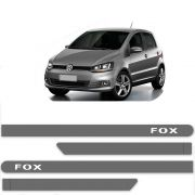 FRISO FOX 2014 CINZA PLATINUM C/4 PÇS - VW6362CZP