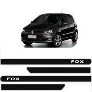 FRISO FOX 2014 PRETO NINJA C/4 PÇS - VW6362PTON