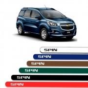 Friso Lateral Personalizado Para Chevrolet Spin