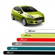 Friso Lateral Personalizado Para Ford New Fiesta