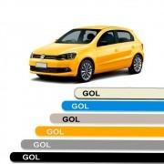 Friso Lateral Personalizado Para Volkswagen Gol G5