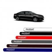 Friso Lateral Personalizado Para  Volkswagen Passat