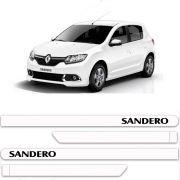FRISO SANDERO BRANCO NIEGE C/4 PÇS - RN6345BCN