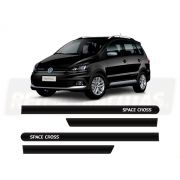 FRISO SPACECROSS 2014 PRETO NINJA C/4 PÇS - VW6354PTON