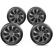 Jogo Calota Elitte Volkswagen Aro 13 E3705J