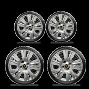 Jogo Calota Aro 14 Chevrolet Corsa Celta Onix G221J