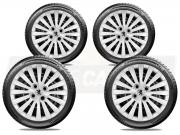 Jogo Calota Aro 15 Peugeot 208 307 306 206 207 G242JE