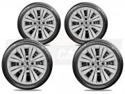 Jogo Calota Aro 15 Peugeot 208 307 306 206 207 G246JE