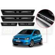 KIT FOX - CALHA FOX 4P VW8628 + SOLEIRA FOX LTZ