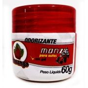 PERFUME GEL MONZA 60G MORANGO