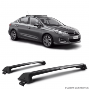 Rack De Teto New Wave Eqmax Citroen C4 2014 a 2017  Santo Andre - ABC - SP