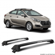 Rack De Teto New Wave Eqmax Hyundai Hb20 Sedan 2015 a 2018 Santo Andre - ABC - SP
