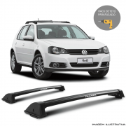 Rack De Teto New Wave Eqmax Volkswagen  Golf 1999 a 2013 Santo Andre - ABC - SP