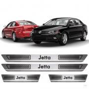 Soleira Aço Inox Volkswagen Jetta 2015 2016 2017 2018 2019