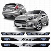 Soleira Resinada Personalizada para Ford New Fiesta