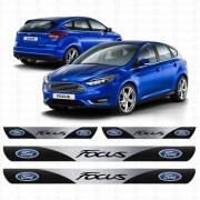 Soleira Resinada Personalizada para Ford Novo new Focus