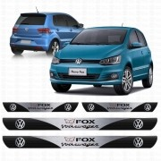 Soleira Resinada Personalizada para Volkswagen Fox