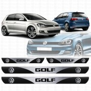 Soleira Resinada Personalizada para Volkswagen Golf