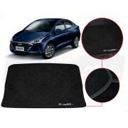 Tapete Carpete Porta Malas Premium Preto Novo HB20S Sedan