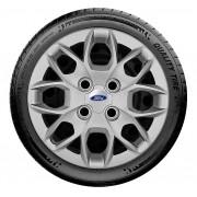 Calota Aro 14 Ford Fiesta Novo Ka + Sedan Focus G342