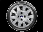 Calota Aro 14 Ford Fiesta Novo Ká Focus 2014 2015 2019 G343