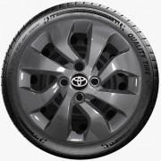 Calota Grafite Aro 14 Toyota Etios 2012 A 2018 G373Gft