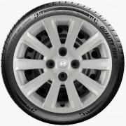 Calota Aro 15 Hyundai Novo Hb20 Hb20S 2014 2015 G018