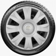 Calota Aro 15 Nissan Versa Sentra March Tiida G169